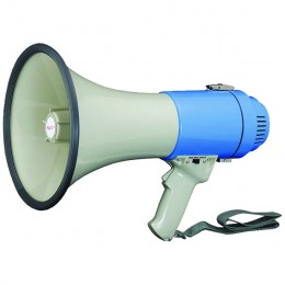 Power Megaphone with Siren