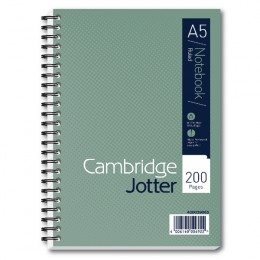 Cambridge Jotter Notebooks A5 [Pack of 3]