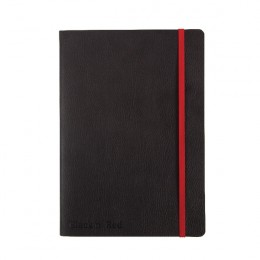Black n Red Notebook A5