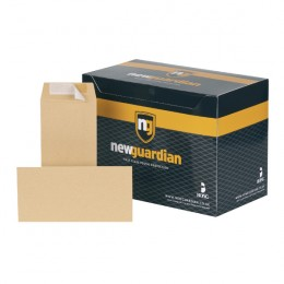 New Guardian Envelopes DL Peel and Seal [Pack of 500]