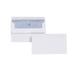 Plus Fabric Envelopes Press Seal 3.5x6 Inches [Pack of 500]
