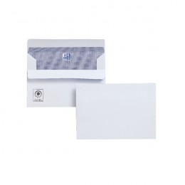 Plus Fabric Envelopes Press Seal C6 [Pack of 500]