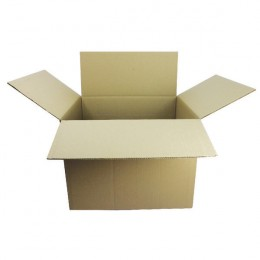 Single Wall Corrugated Boxes 381x330x305mm [Pack of 25]