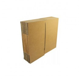 Double Wall Corrugated Boxes 599x510x410mm [Pack of 15]