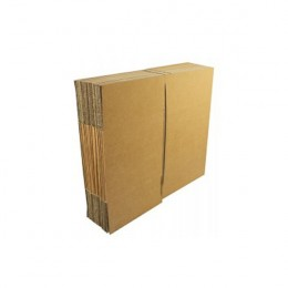 Double Wall Carton 457x457x457mm [Pack of 15]