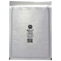 Jiffy Airkraft White 260x345mm [Pack of 50]