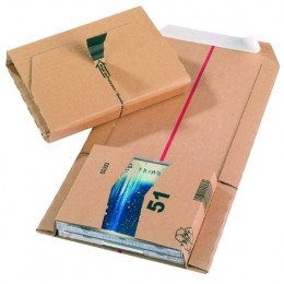 Postal Packs 145x126x55mm [Pack of 20]