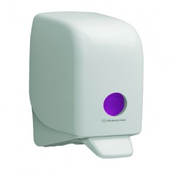 Aqua Foam Sanitiser Dispenser White