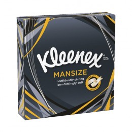 Kleenex Mansize Compact Tissues [Pack of 2x50]