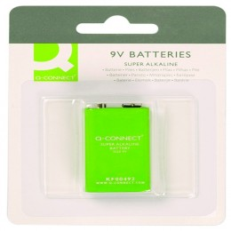 Q-Connect 9v Battery