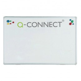 Q-Connect Magnetic Drywipe Board 900x600mm
