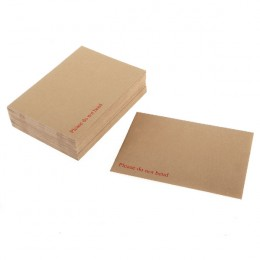 Q-Connect Board Backed Envelopes Peel C3 Manilla 115g [Pack of 50]