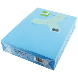 Q-Connect Bright Blue Copier Paper A4 80g Ream