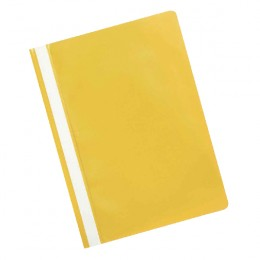 Q-Connect Project Folders Yellow [Pack of 25]