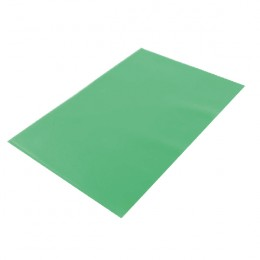Q-Connect Cut Flush Folder Green [Pack of 100]