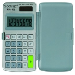 Q-Connect Pocket Calculator