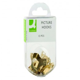Q-Connect Picture Hooks [Pack of 20]