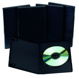 Q-Connect DVD Box [Pack of 5]
