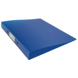 Q-Connect Ring Binder Frosted Blue