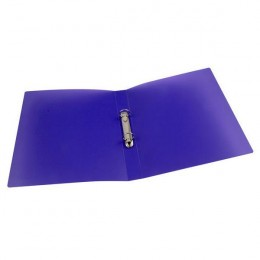 Q-Connect Ring Binder Frosted Purple