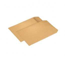 Q-Connect Envelopes 353x250mm Manilla Self Seal 90g [Pack of 250]