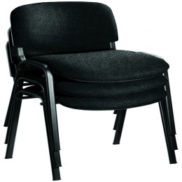 Jemini Ultra Multi-Purpose Stacker Chair Charcoal