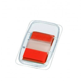 Q-Connect Page Marker 1 Inch Red [Pack of 50]