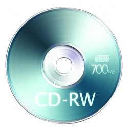 Q-Connect CD-RW Slimline Jewel Case 80 Minutes 700Mb