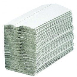 2Work Hand Towel 1 Ply White