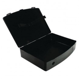 Q-Connect Box File Polypropylene Black