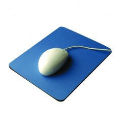 Q-Connect Mouse Mat Blue