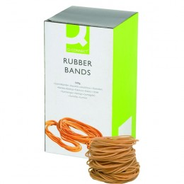 Q-Connect Rubber Bands 500g No 18