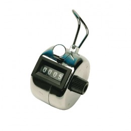 Q-Connect Tally Counter Chrome