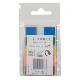 Q-Connect Page Markers [Pack of 5x26]