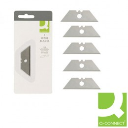 Q-Connect Cutter Blade Universal [Pack of 5]