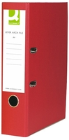 Q-Connect Lever Arch File Red