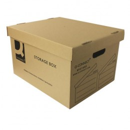 Q-Connect Storage Box [Pack of 10]