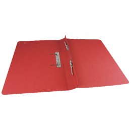 Q-Connect Transfer File Foolscap Red