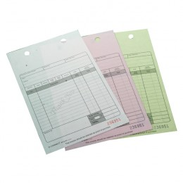 Q-Connect Counter Sales Receipt 3 Part [Pack of 75]