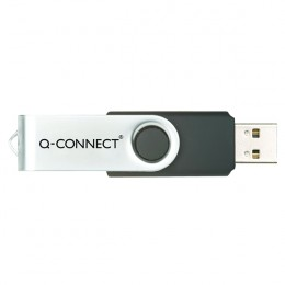 Q-Connect 16Gb USB Flash Drive White