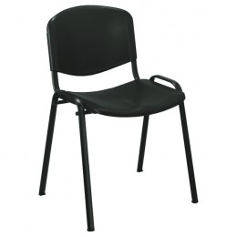 Jemini Canteen Standing Chair Charcoal