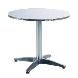 Arista Aluminium Table