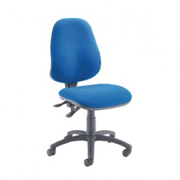 Jemini Plus High Back Operator Chair Blue
