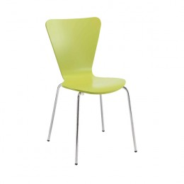 Arista Bistro Chair Green [Set of 4]