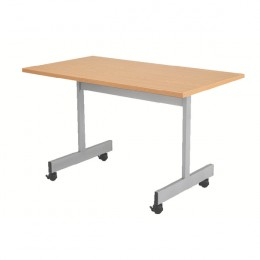 Jemini 1200mm Flip Top Table Oak