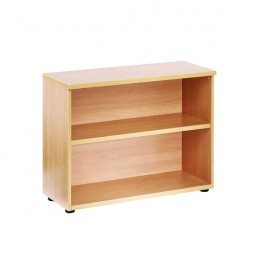 Jemini 730mm Bookcase 1 Shelf Beech