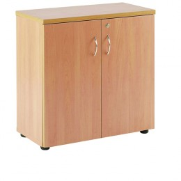 Jemini 730mm Cupboard 1 Shelf Beech