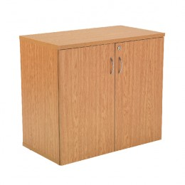 Jemini 730mm Cupboard 1 Shelf Oak