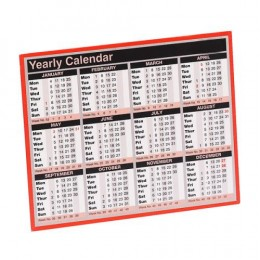 Condiary Year to View Calendar 2021