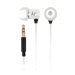 Kitsound Kit In-Ear Headphones White